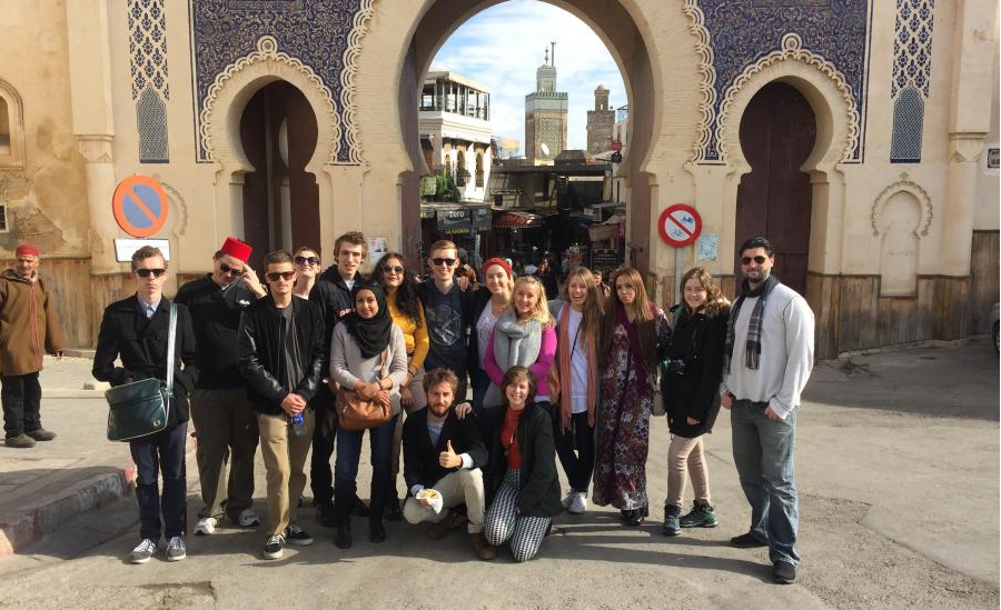 six days tour to Morocco from Spain