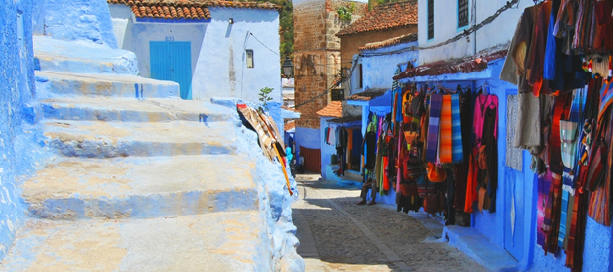 discounted group tours to Morocco and Spain