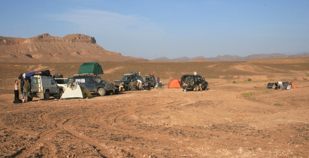 adventure overland tour in Morocco